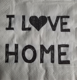 7135a I love home (wit)