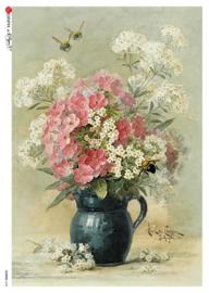 FLO-0320  Stilleven met bloemen