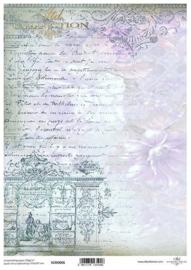 SCM006 Schrift
