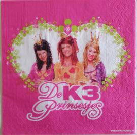 5727 K3 prinsesjes