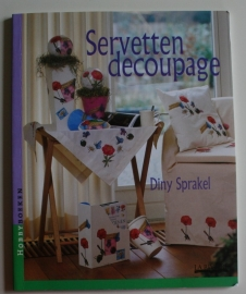 Servetten decoupage