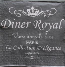 4811a Diner Royal (grijs)