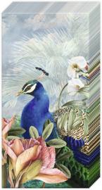 Zp6968 Paradise Peacock