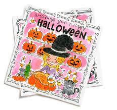 7218 Blond : Halloween