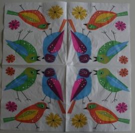 3778 vogels