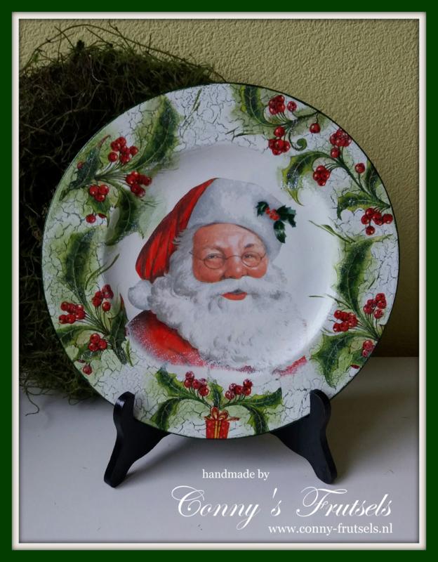 """Sierbord """"kerstman"""""""