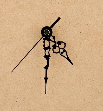 wijzers 7,6 cm (art. K.7403)