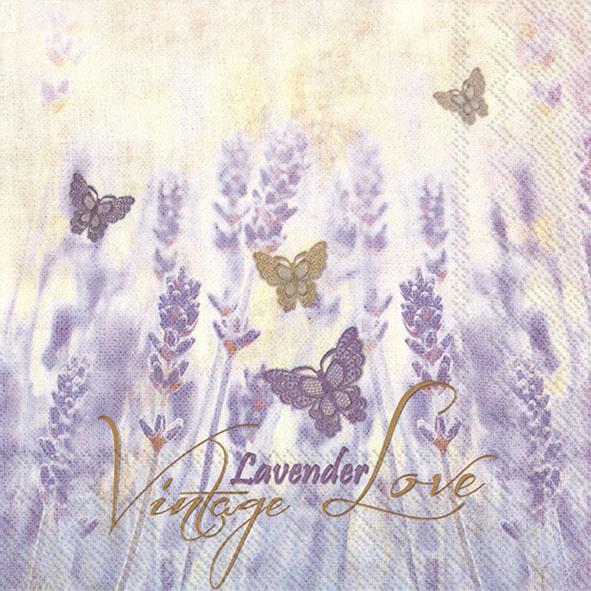 P6972 Vintage Lavender Love (pakje)