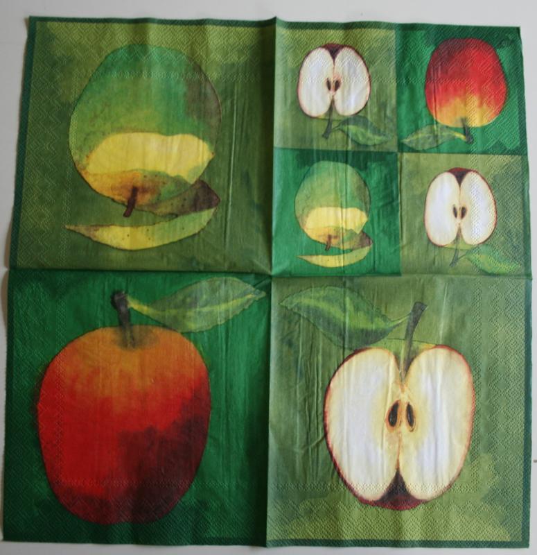 3431d Appel (groen)