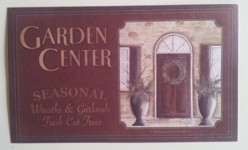 VL0425 Garden center