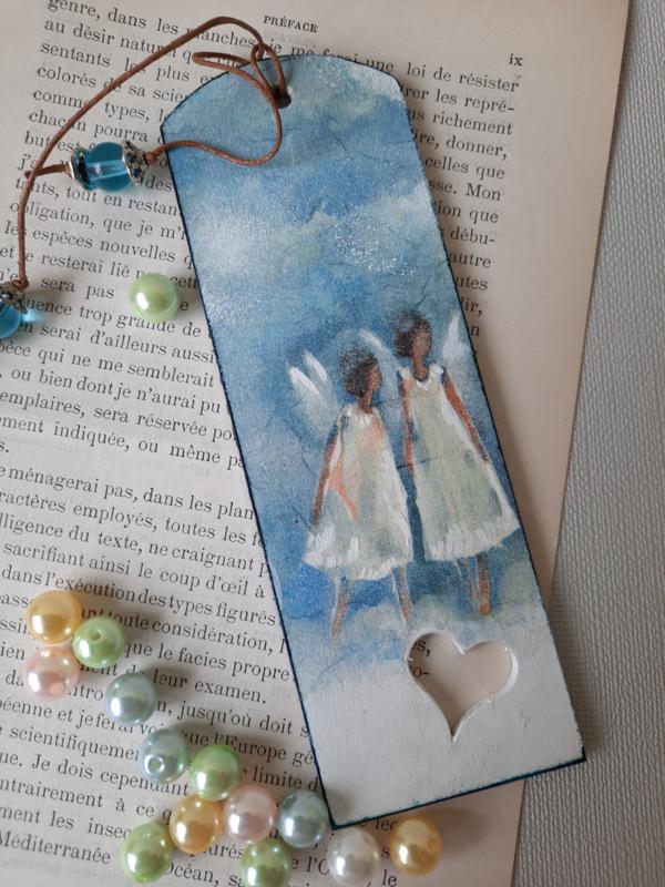 Boekenlegger Engeltjes