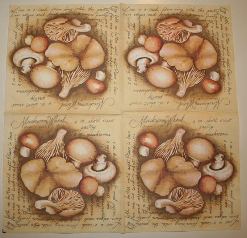 1736 paddenstoelen