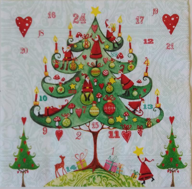 5438 Kerstboom