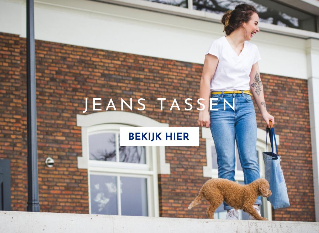 duurzame mode accessoires, upcycle mode, ecofashion, jeans tassen, festival tasjes, door jolanda tassen