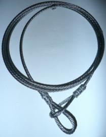Extra kabel 2,5 meter voor om extra dikke boom