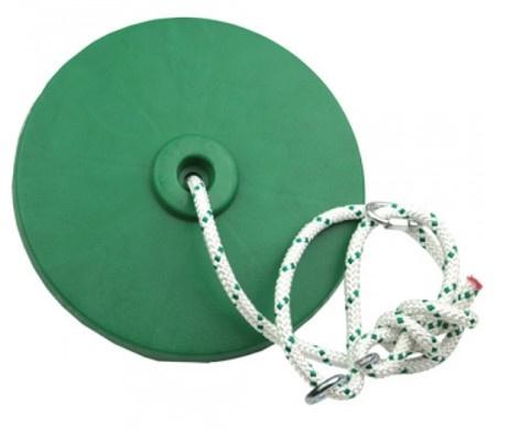 Kunststof zitschotel - groen