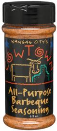 Kansas City's Cowtown All-Purpose Barbecue Seasoning