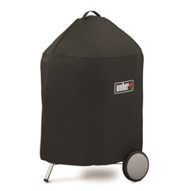 Weber luxe BBQ hoes - one touch premium 57 cm
