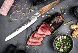 Katai Forged Carving Knife / Vleesmes