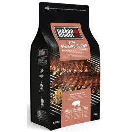 Weber Rooksnippers 'Pork Smoking Blend' 0.7kg (Weber)