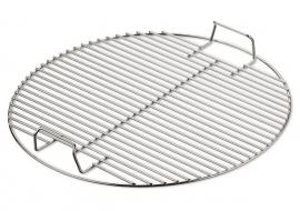 Weber Grillrooster ook voor UDS, barbecue en smoker (Passend op Weber 57cm)