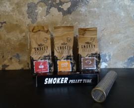 Smoker Pellet Tube Pakket
