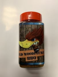 Wild Woodpecker Summer Fire BBQ Rub