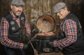 Workshop 'Beter Barbecueën' van Grate Goods