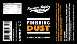 Southern Dutch BBQ Finishing Dust