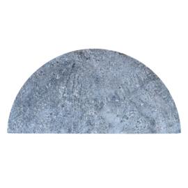 Half Moon Soapstone (Spekstenen) Plaat (Big Joe)