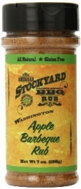 Stockyard Apple Barbecue Rub