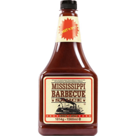 Mississippi Barbecue Sauce Sweet 'n Spicy