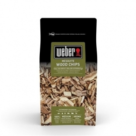 Weber Rooksnippers Mesquite 700g
