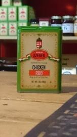 Szeged Chicken Rub 142 gram/5 oz