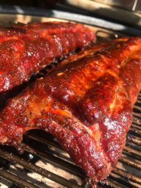 Workshop Low & Slow Barbecue (Huddie Lee Stokes) Zaterdag 4 april 2020 (12:00 - 16:00)