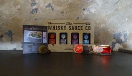 Het 'Whiskey Sauzen Luxe' Pakket