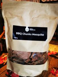 Mesquite chunks 1 Kg