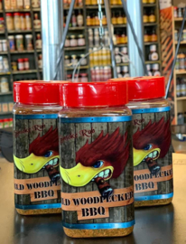 Wild Woodpecker Wild Smoke BBQ Rub