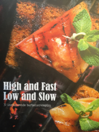 High and Fast / Low and Slow - Boek Grate Goods