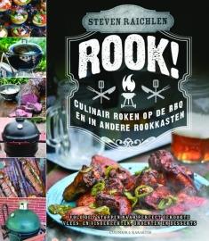 Boek ''Rook!'' van Steven Raichlen