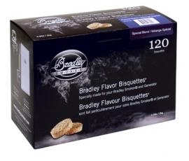Bradley Briketten Special Blend 120 stuks