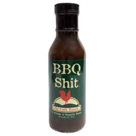 Big Cock Ranch BBQ Shit Sauce
