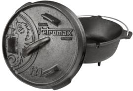 Petromax Dutch Oven FT3 (2,3L) met pootjes