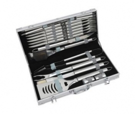 24-piece barbecue case