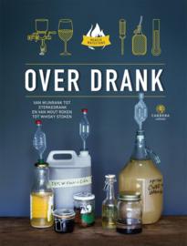 Boek 'Over Drank' van Meneer Wateetons