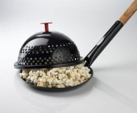 Bon-fire Poptop, popcorn net, enamel 20 cm diagonaal