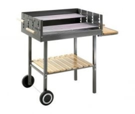Wagon barbecue