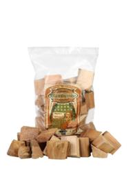 Wooden Barbecue Chunks - Alder 1,5 kg