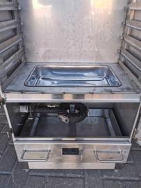 Powerfire 9,5 kW Thermisch beveiligd + Piëzo met aansluit set