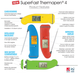 SuperFast Thermapen Professional (MK4)